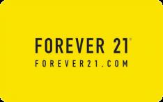 $30.00 Forever 21 Gift Card